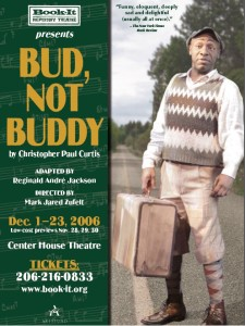 bud not buddy book it repertory theatre