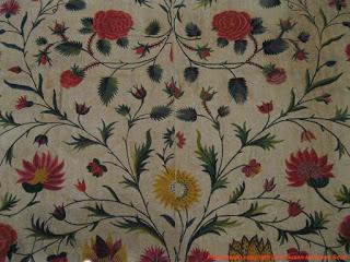 1700-1720Tambour petticoat