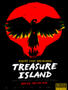 Treasure Island at Book-It.