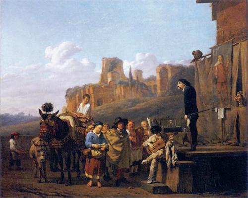 Moliere's Wagon