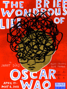 Poster for The Brief Wondrous Life of Oscar Wao