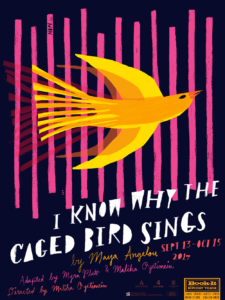 I Know Why the Caged Bird Sings, by Maya Angelou