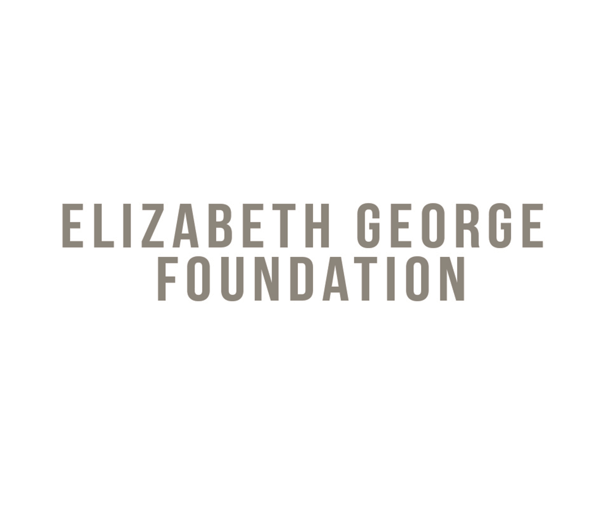 Elizabeth George Foundation